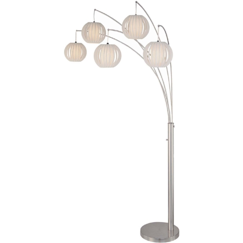 Floor lamps kd home and design studio modern furniture deion arch floor lamp aloadofball Image collections